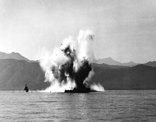 Wonsan-ROKS-explosion