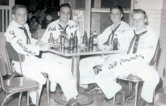 Cold-War-Crew-Onboard-4-sailors-at-table