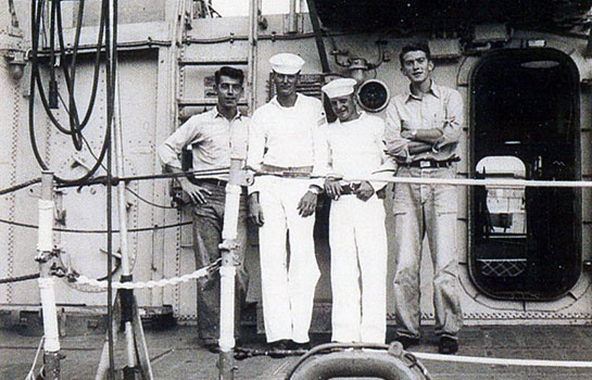 Korea-Ship-Crew-4-sailors-at-railing
