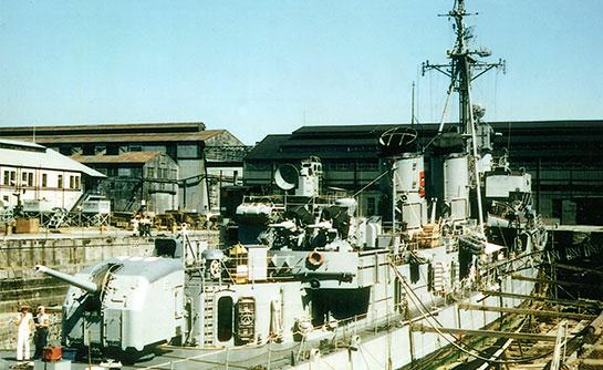 Korea-Ship-History-Conversion-to-DDE