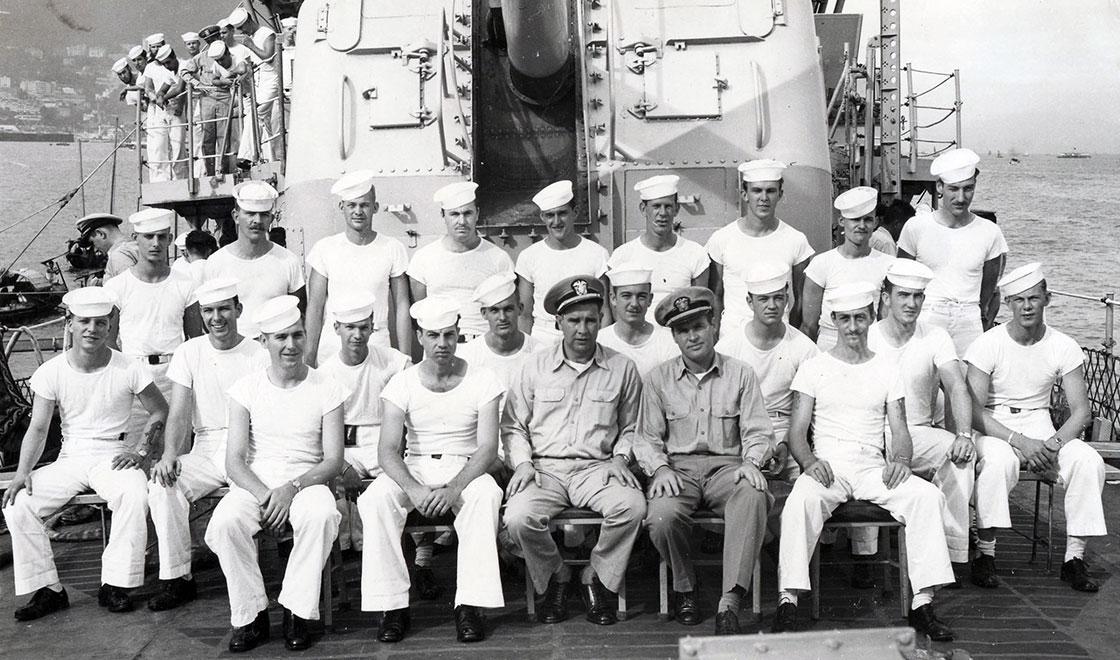 Korea-Ship-History-Crew-onboard