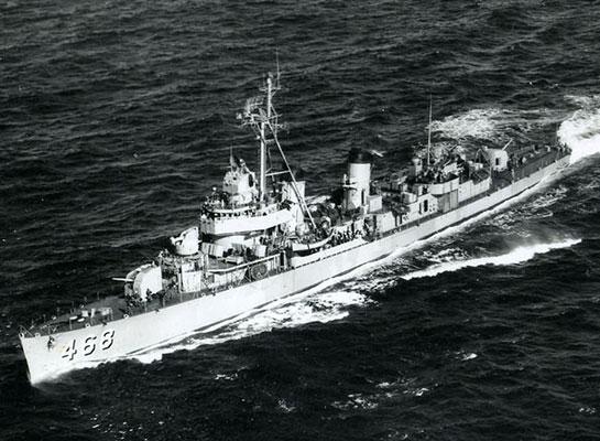 Korea-Ship-at-sea-aerial