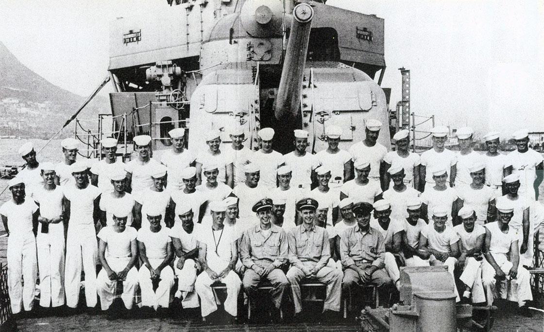Korea-Ship-crew