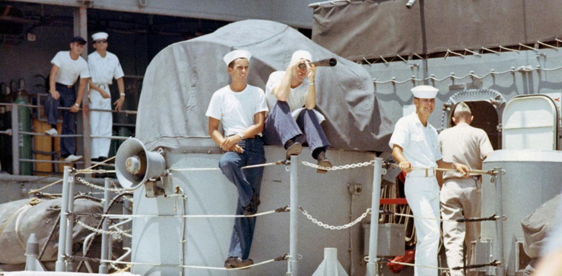 Vietnam-Crew-Onboard-sailors-lounging