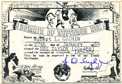 Vietnam-Crew-Pollywog-Cashin-card