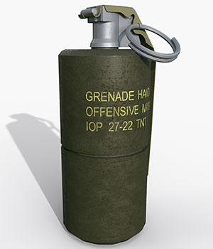 Vietnam-Crew-Stories-Bob-Cashin-Errant-Grenade