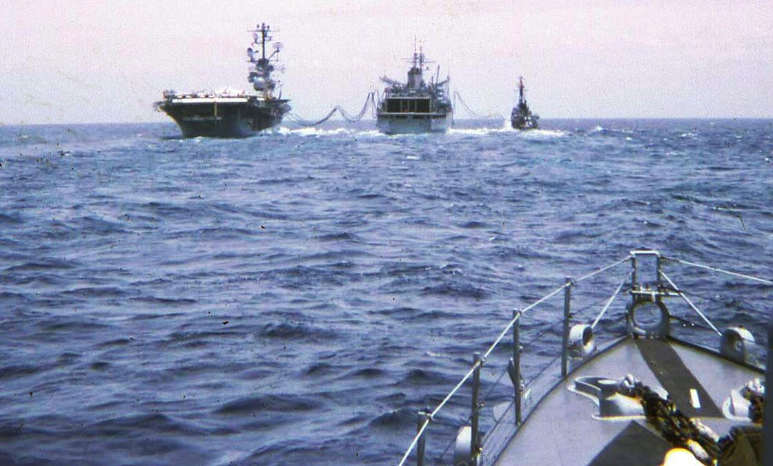 Vietnam-Operations-UNREP-Approach