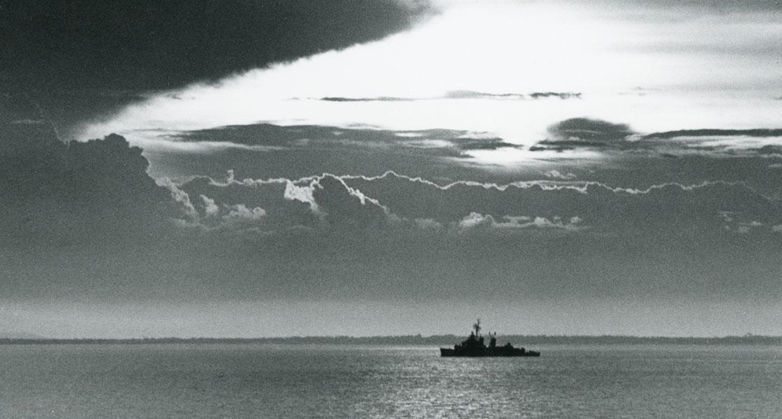 Vietnam-Ship-Photos-Taylor-at-sunset