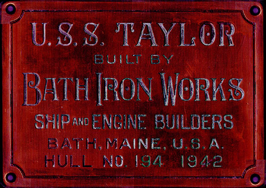 WW-II-Ship-History-Bath-Hull-#