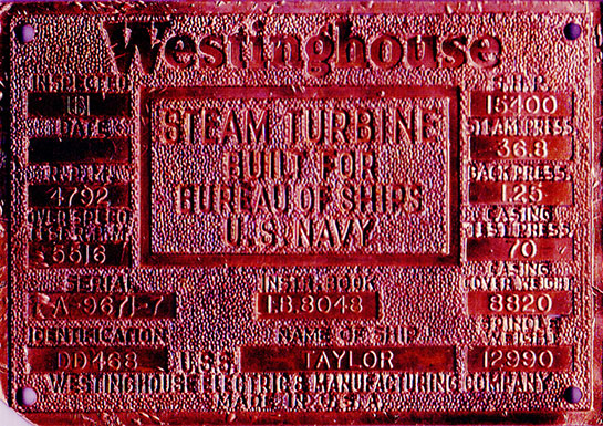WW-II-Ship-History-Bath-Steam-Turbine