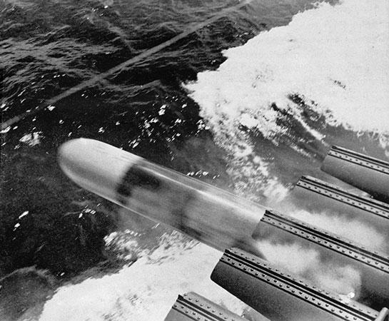 WW-II-Ship-History-Combat-Torpedo