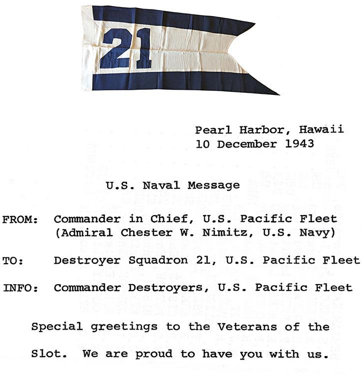 WW-II-Ship-History-Desron-21-quotes