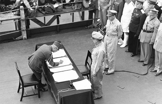 WW-II-Ship-History-Surrender