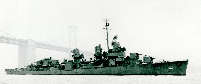 WW-II-Ship-History-Taylor-in-San-Francisco-1944