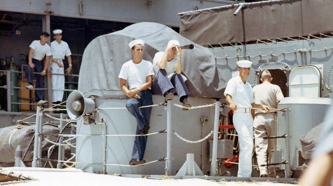 The-Ship-Crew-Vietnam-sailors-on-deck