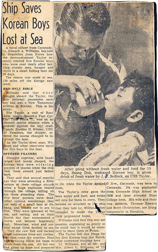 The-Ship-News-Korean-Boys-Newspaper-1952