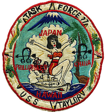 The-Ship-Patches-Task-Force