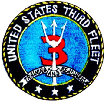 The-Ship-Patches-WWII-Third-Fleet