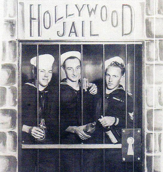 WW-II-Crew-Photos-Hollywood-Jail